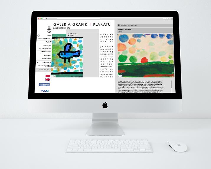 internetowa galeria sztuki