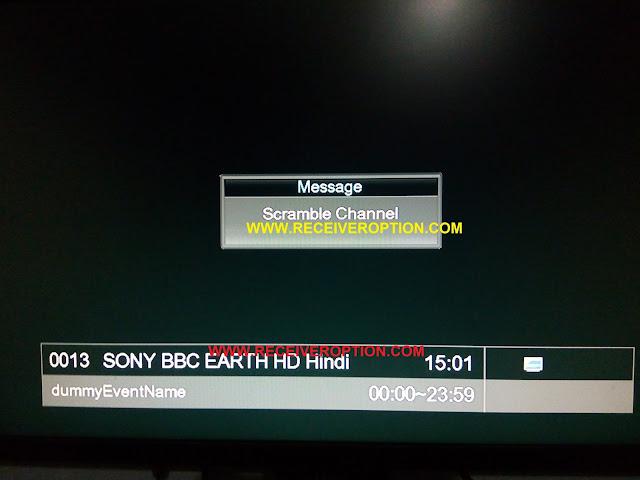 ECHOLINK 2017 HD RECEIVER POWERVU KEY OPTION