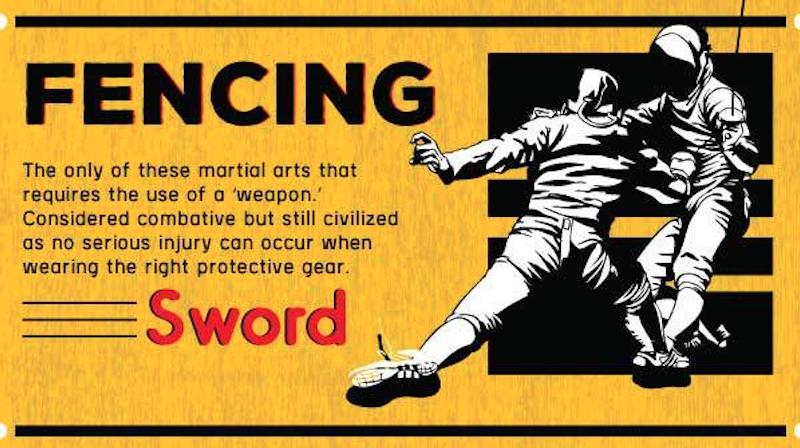 What martial art do you love? Check those 10 Martial Art Techniques