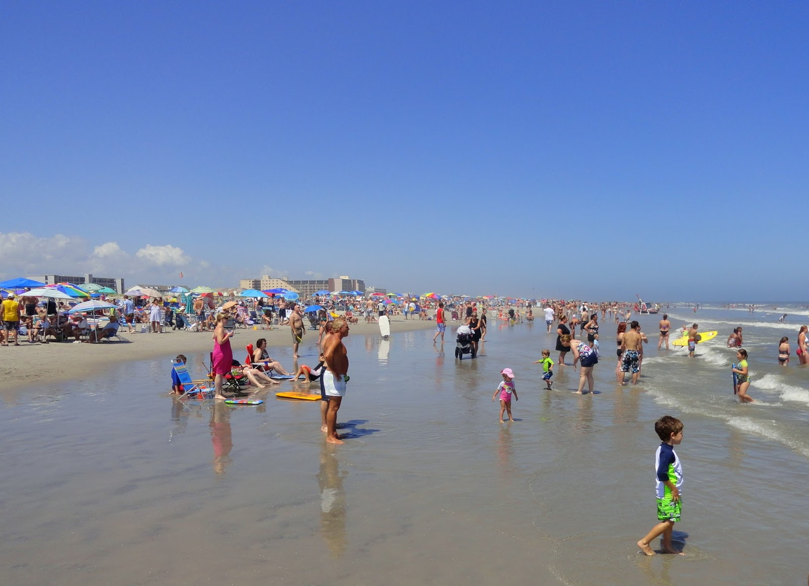 Wildwood Weather Welcome August Forgot To Say Goodbye To July