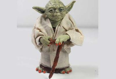 Action Figure Maestro Yoda
