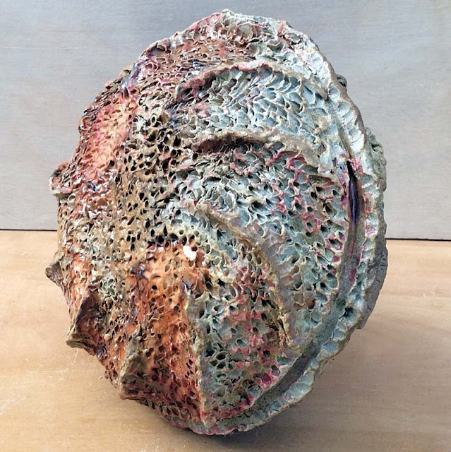ceramic art object