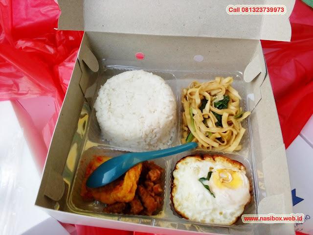 Nasi box murah meriah ciwidey
