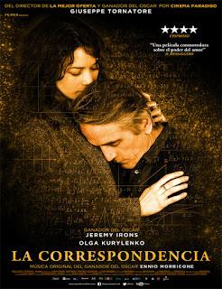La Corrispondenza (La correspondencia) (2015)