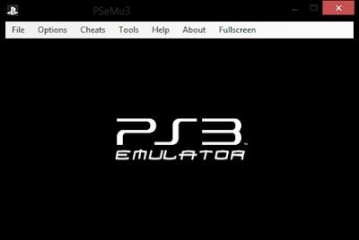 Trik Cara Download Install dan Menggunakan Emulator PS 3 di Laptop