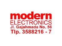 Lowongan Kerja Grafis Design di Modern Elektronik - Semarang