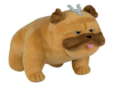 Inhumans Lockjaw Marvel Plush by Funko