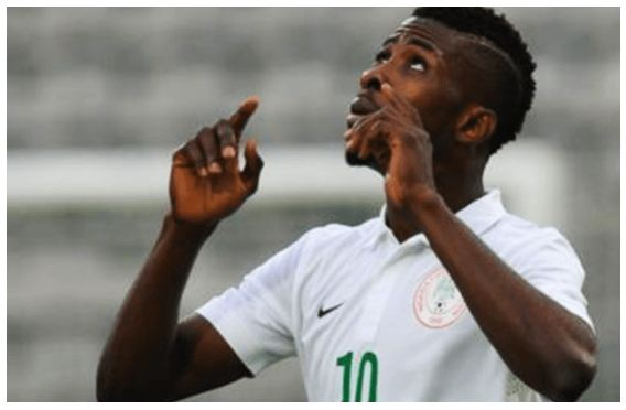 Why Iheanacho Will Not Play As A no.9 Against Cameroon – Rohr