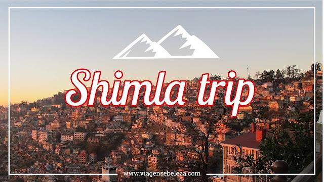 Shimla Himachal Pradesh Índia