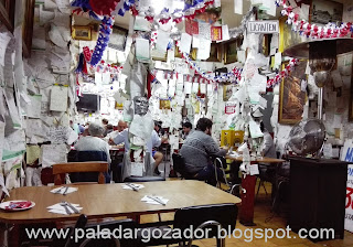 Rincon Canallas restaurante comedor