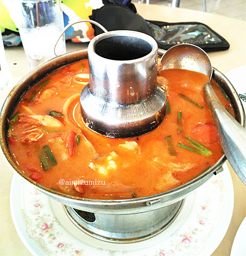 makanan thailand tomyam