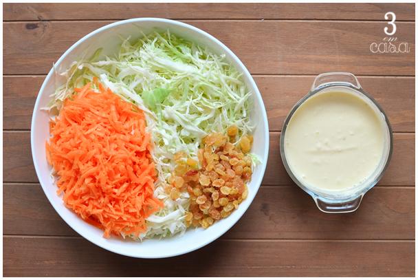 salada coleslaw como fazer
