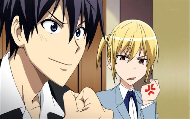 Anime Terbaik Spring 2014