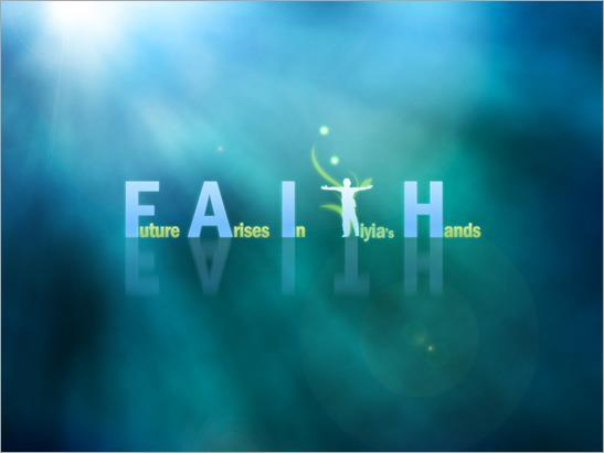 Christmas Cards 2012: Faith Backgrounds and Wallpapers