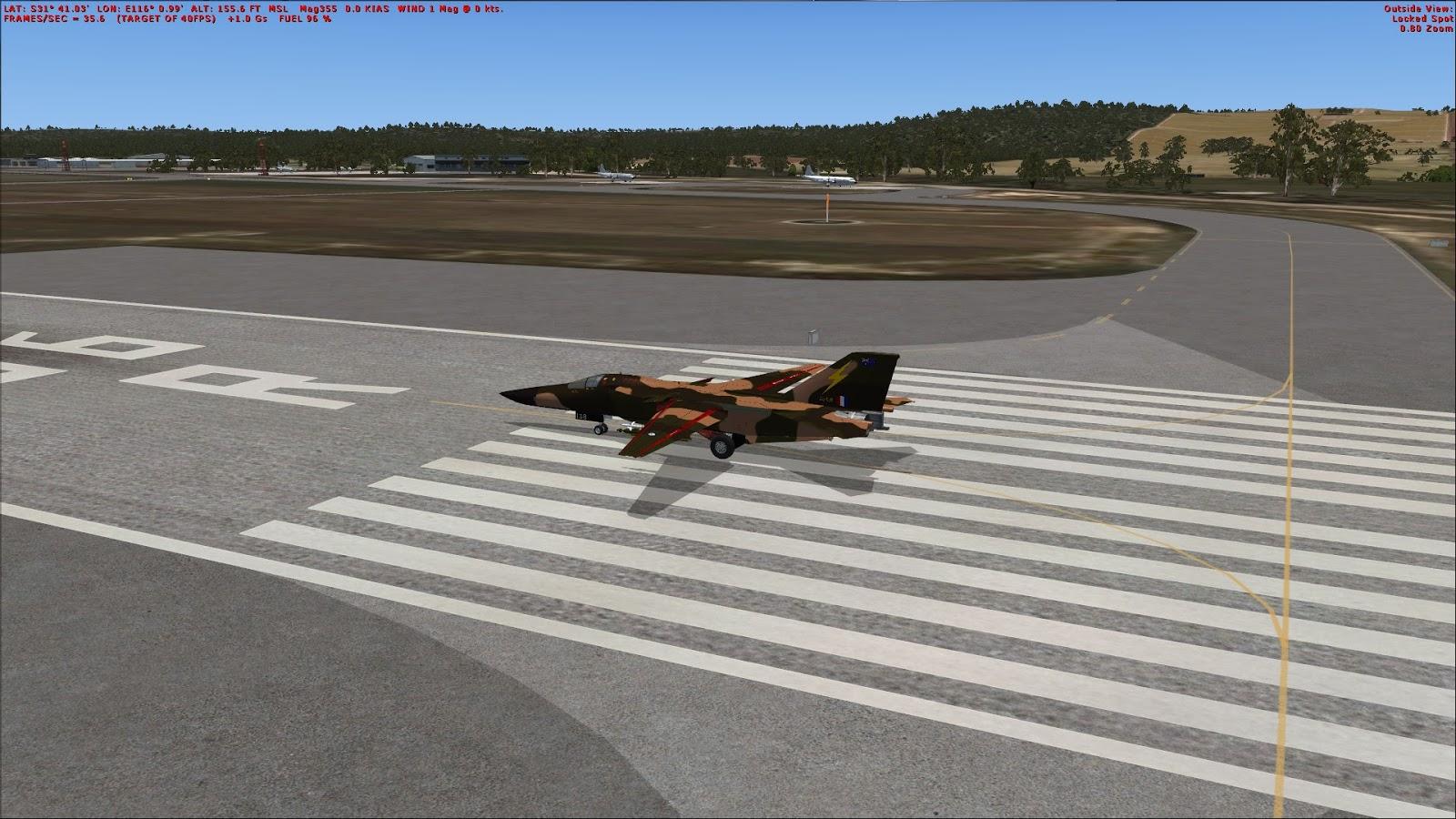 MS Flight Simulator X: December 2015