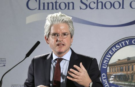 David Brock, Hillary Clinton shill.