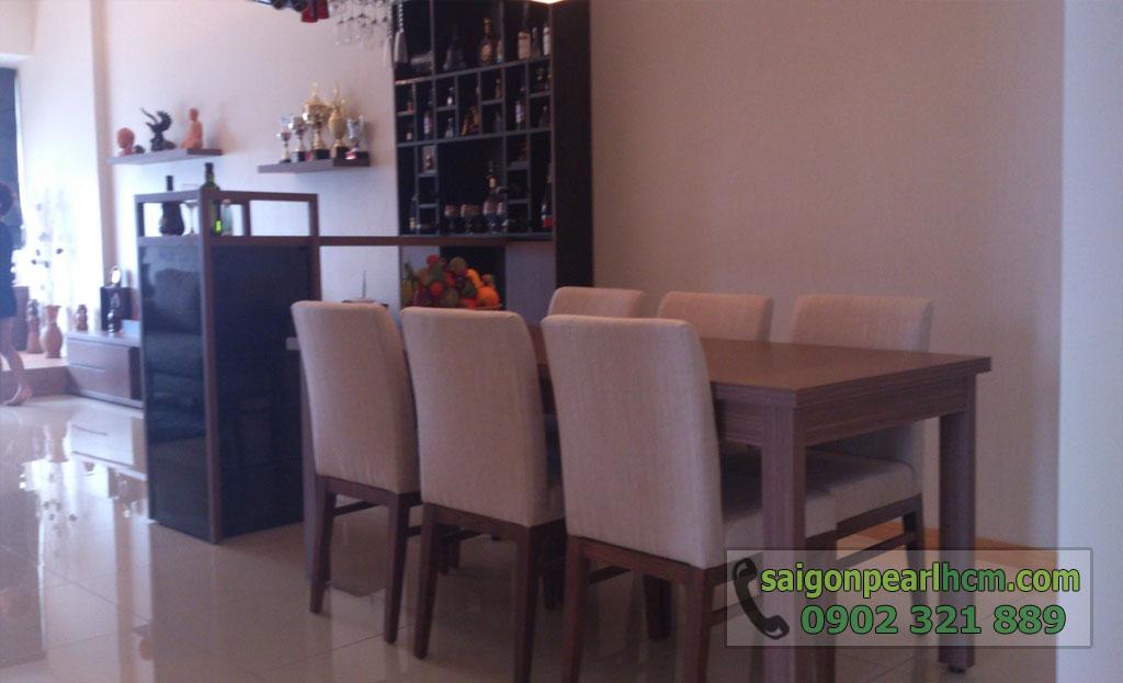Cho thuê 2 căn hộ Saigon Pearl giá rẻ 90m2 và 136m2 - hình 3