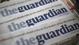 "Diputados británicos acusan a Facebook de amenazar al diario ""The Guardian"""