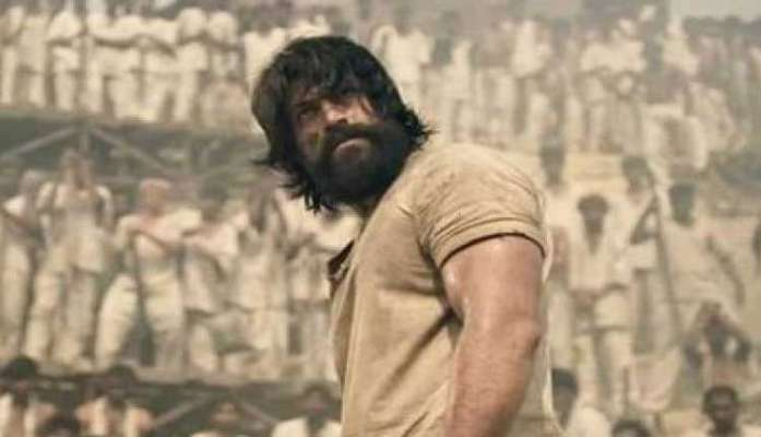 KGF Chapter 2: Yash Starrer KGF 2 Shot Goes Viral