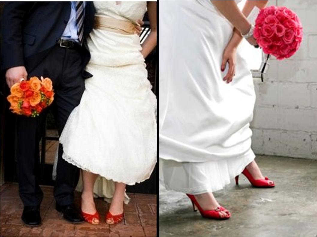 Zapatos de novia rojos ¡LINDAS OPCIONES CON IMÁGENES! | Somos Novias