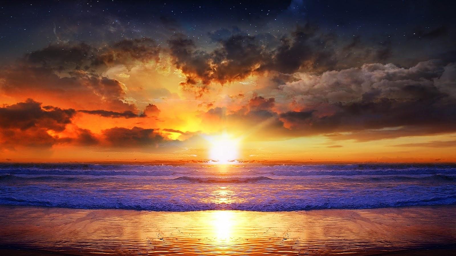 صور شروق الشمس وعبارات جميلة عن تلك اللحظة الساحرة