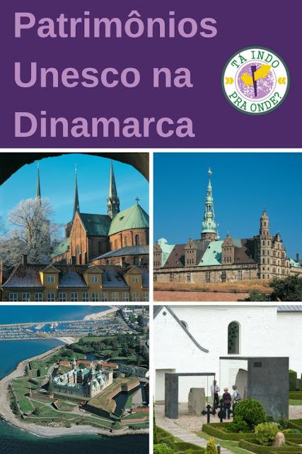 Patrimônios da UNESCO na Dinamarca: Krongborg, Roskilde, pedras de Jelling e mais
