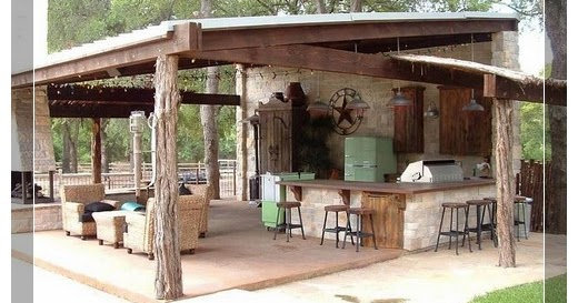 7 Desain Dapur Outdoor Type 36 - Desain Rumah137 - Desain ...