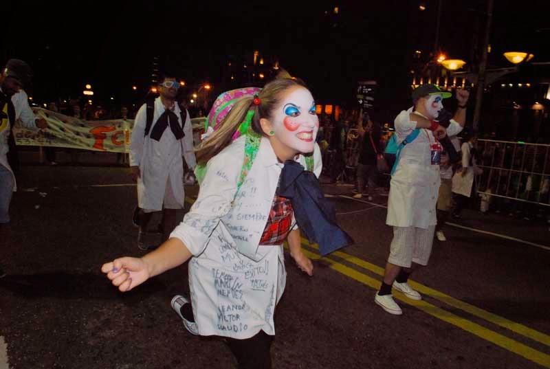Desfile Inaugural del Carnaval. 2015. La Buchaca.