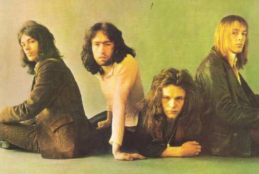 Rock On Vinyl Free Live 1971