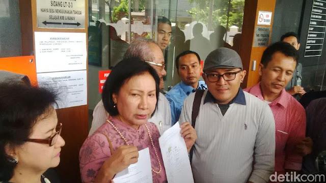 Ratna Sarumpaet: Gugat KPK ke PN Jakpus untuk Kasus Sumber Waras dan Reklamasi