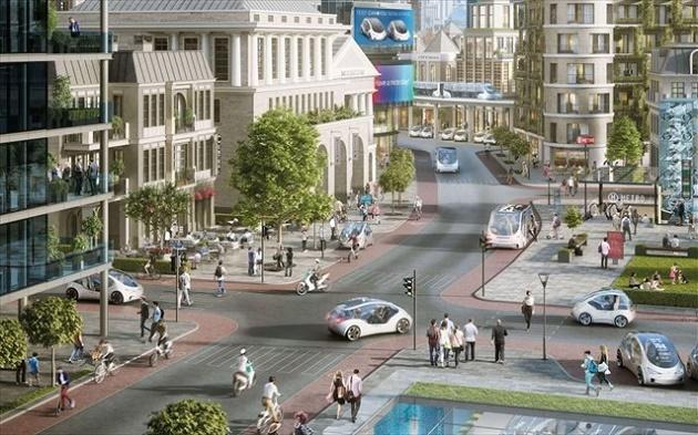 Βosch και αυτόνομη οδήγηση : Τι αλλάζει στις πόλεις ;