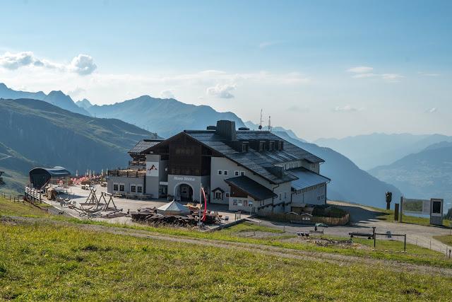 Gipfelweg Madrisella  Wandern Silvretta-Montafon  Vorarlberg 02