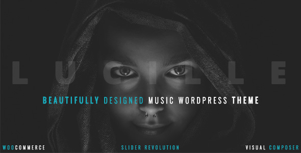 WordPress Theme for Musicians