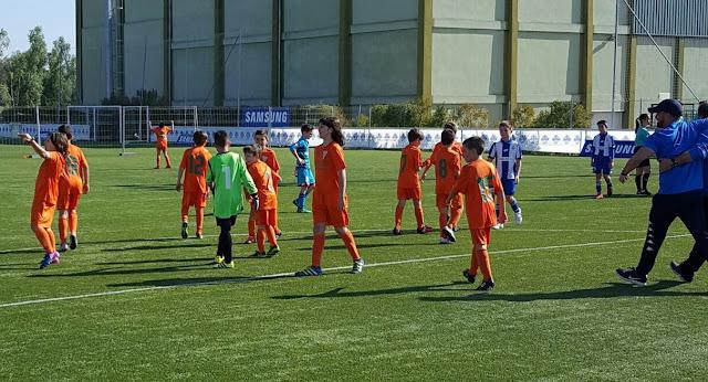 El segundo partido del día les enfrentó al todopoderoso Real Madrid b98cf7d9b534f