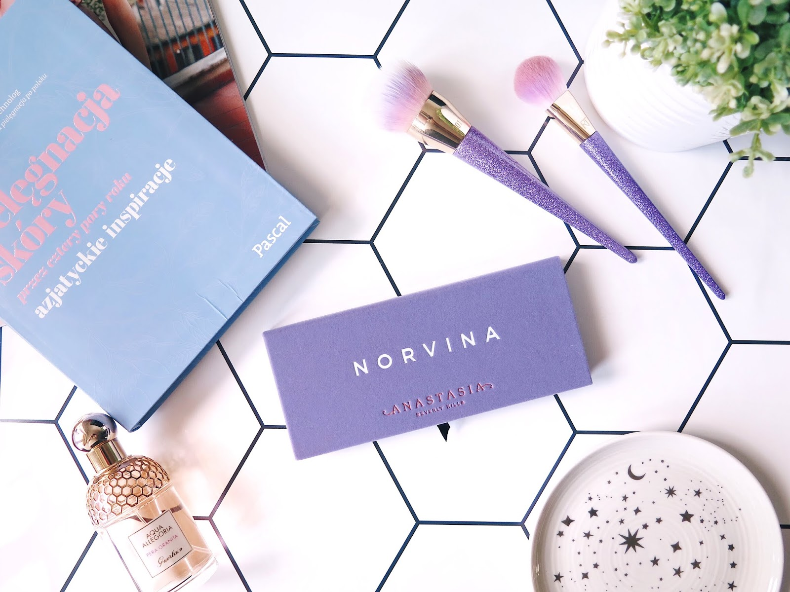 najlepsze palety norvina anastasia beverly hills joy of jelly