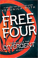 Free Four: Tobias tells de story de Veronica Roth
