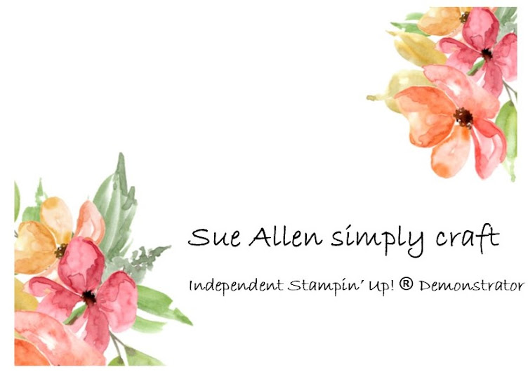 SUE ALLEN SIMPLY CRAFT