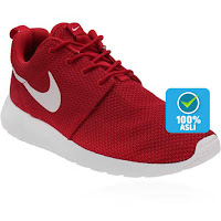 Alfacart Sepatu Pria NIKE Roshe One Red ANDHIMIND