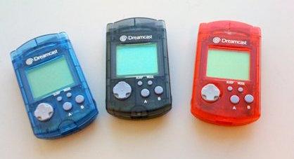 The Dreamcast Junkyard: ElysianVMU - A Brand New VMU