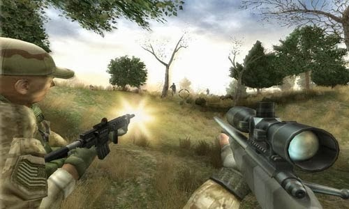 Marine Sharpshooter 3 PC Version