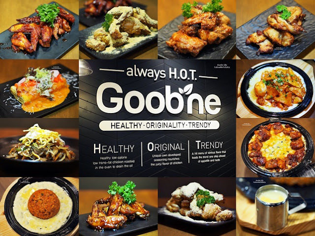 GOOBNE  Korea No.1 Oven Roasted Chicken  Comes To Malaysia