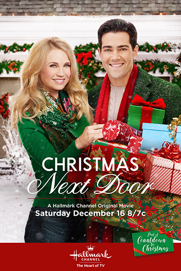Christmas Next Door - a Hallmark Channel Original  Countdown to Christmas  Movie starring Jesse Metcalfe u0026 Fiona Gubelmann!  sc 1 st  Its a Wonderful Movie & Its a Wonderful Movie - Your Guide to Family and Christmas Movies on ...