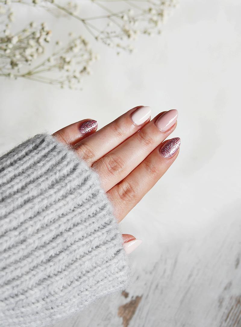 Semilac Nude Manicure