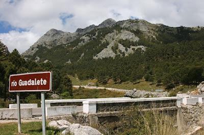 Pico de San Cristóbal - Sierra de Grazalema