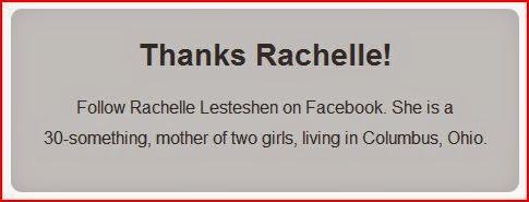 thanks rachelle gray box