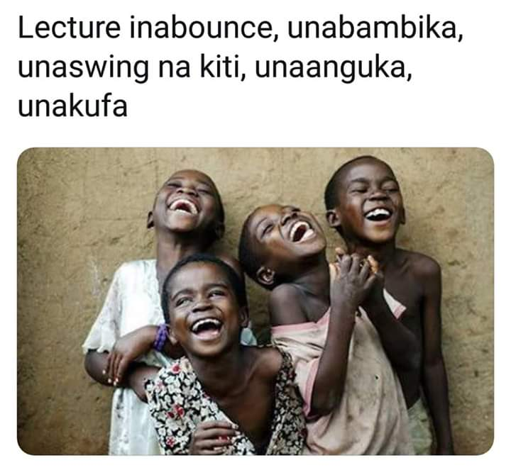 DAILY POST: 10 Hilarious Memes From The #Unakufa Challenge