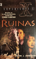 RUINAS, EXPEDIENTE X