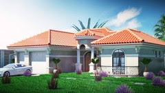 Learn 3ds Max , V-ray : Texturing & Rendering the VILLA-Udemy Free (100%)