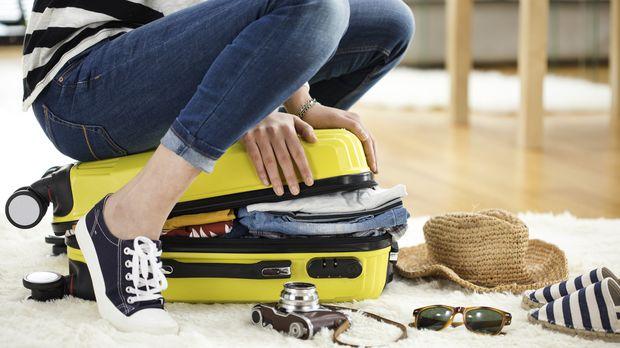 arrume sua mala