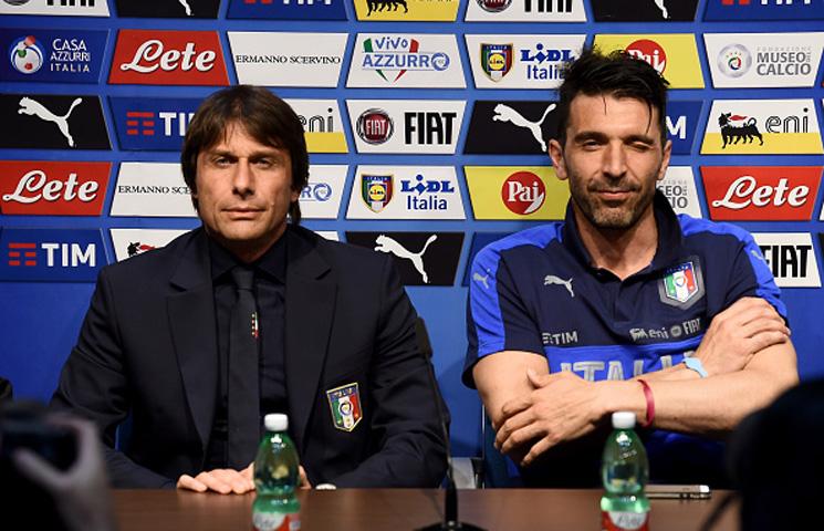 Selektor reprezentacije Italije hvali odbranu Juventusa